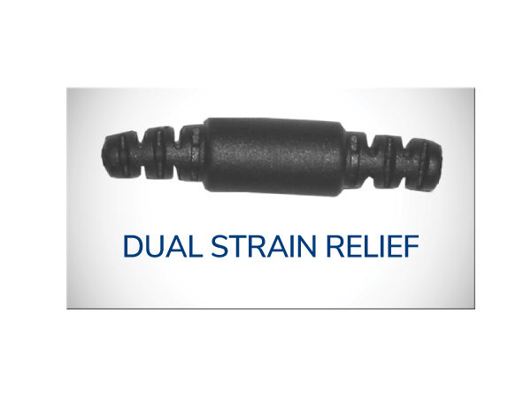 Cougar Dual Strain Relief