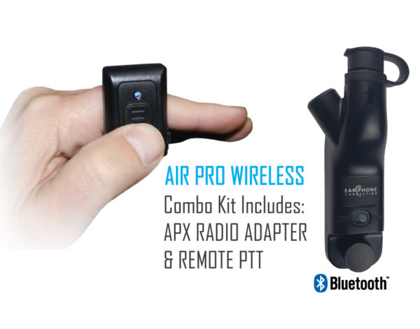 Air Pro Wireless Kit Includes